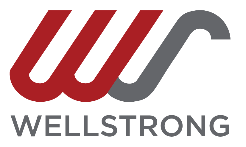WellStrong complete logo