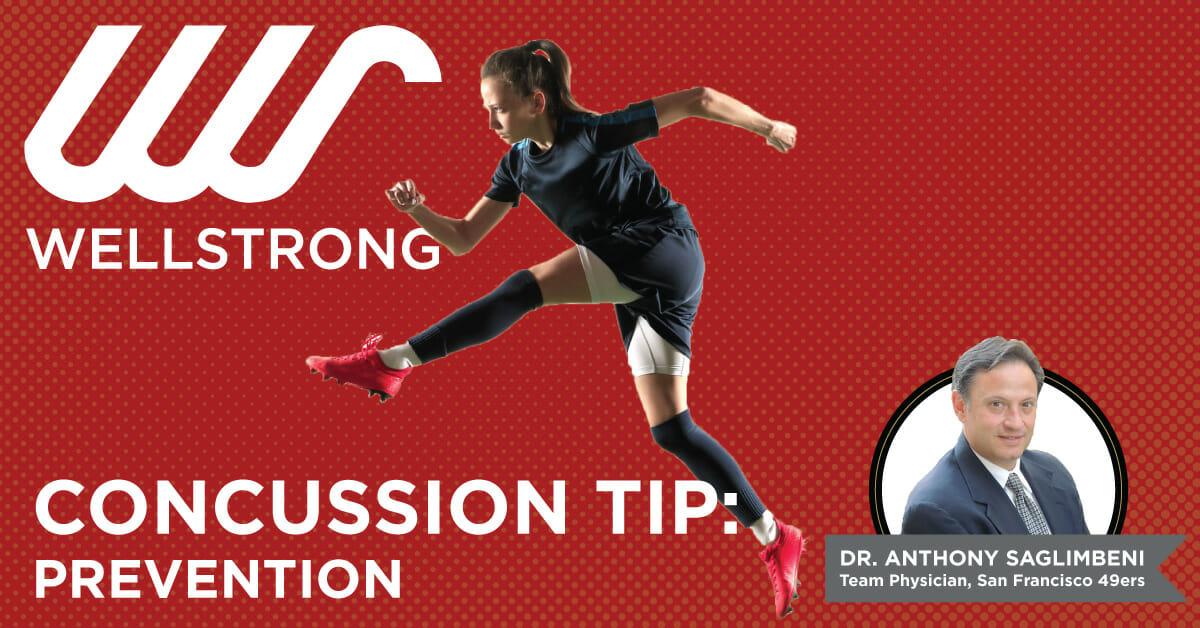 concussion tip prevention